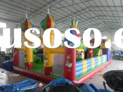 Inflatable fun city , TP-E5-001,big fun city/castle, fun city games, toys city, fun city equipment