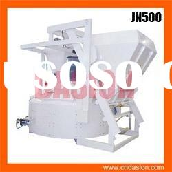 JN500 Vertical-shaft Concrete Mixer with national patent for sale in stock