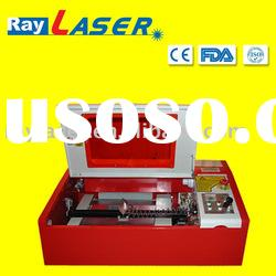 LL mini laser engraving and cutting machine for small crafts and stamp