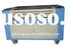 LX1390 pictures and acrylic laser engraving machine