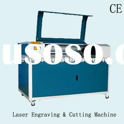 Laser Cutting Engraving Machine For Wood, Acrylic, Rubber, Bamboo, Marble, Crystal