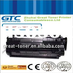 Laser printer with HP Q7553A printer spare parts toner cartridge