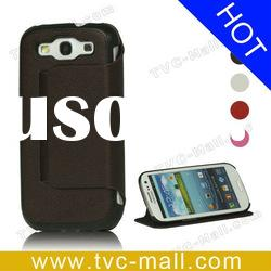 Leather Stand Case for Samsung Galaxy S3 i9300