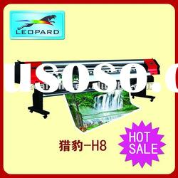 Leopard konica H8 large format printer HOT SALE