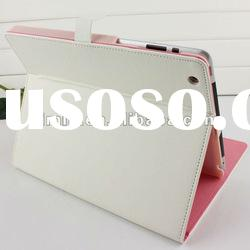 Lichee Pattern Wholesale Leather Bag For iPad 3