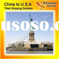 Logistic services from China to NEW YORK,NY,USA