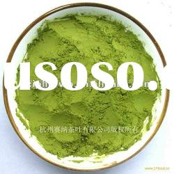 Manufacturer Natural Instant Matcha Powder(Green Tea Powder)