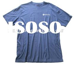 Men's fansion 100%cotton t-shirt with printed logo