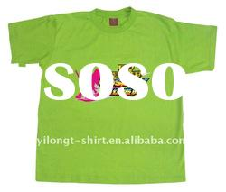 Men's t shirts for printing OEM service