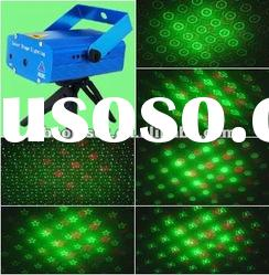 Mini Laser Stage Lighting 150mw red and green laser light