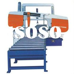 Miter Band Sawing Machine/OEM service band saw cutting machine for channel steel