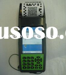 Mobile 1D/2D Barcode Scanner with Thermal Printer