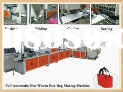 Most Welcomed China Manufacture Full Automatic Non Woven Rice Bag Making Machine