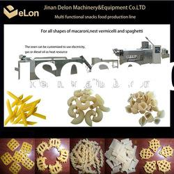 Multi functional macaroni processing machinery(for top quality macaroni)
