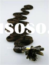 New Arrival #2 24'' Body Wave U Tip Prebonded Hair Extension