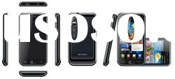 New arrival wholesale 4.1inchMTK6516 Android 2.2 mobile phone A9000