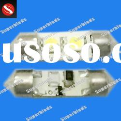 New designed led car lamps festoon base