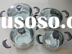 New style 2011 - Stainless Steel 8pcs Cookware