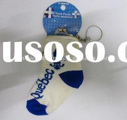 New style fashion sock coin purse