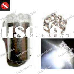 New super bright white 9leds 1156 led car lighting 3chip