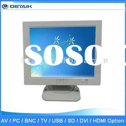 Newest 12.1inch TFT LCD Computer Monitor; USB LCD Monitor