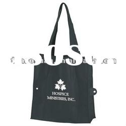 Non-woven fabric foldable shopping bag-HYGWD007