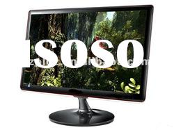 OEM ultra slim LED Monitor 24 inch / 24 inch TFT LCD Computer Monitor
