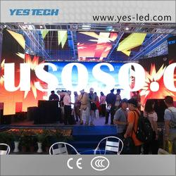 P7.62 Indoor SMD full color LED display