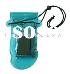 PVC Transparent Mobile Phone Waterproof Bag