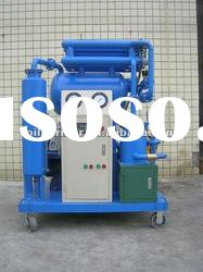 Portable Type Transformer Oil Purifier,Insulating Oil Purifier,Oil Purification Machine