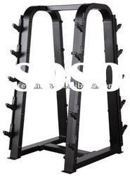 Precor Fitness Equipment / Barbell Rack