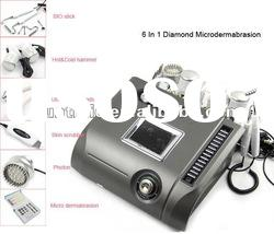 Pro 6-1 DIAMOND MICRODERMABRASION DERMABRASION PEELING MACHINE SKIN CARE