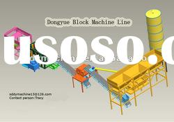 QT6-15B Automatic brick making machine/paving brick machine/hollow block machine