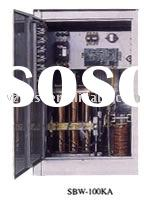 SBW Phases Compensated Voltage Stabilizer, Voltage regulator, regulator,SVC,Stabilizer