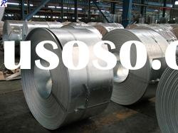 SGCC Z120 Hot Dipped Galvanized steel slit coils/strip