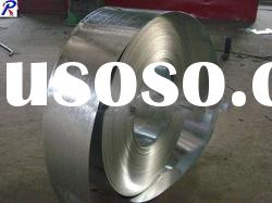 SGCC Z180 Hot Dipped Galvanized steel slit coils/strip