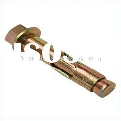 SLEEVE ANCHOR WITH HEX FLANGE NUT