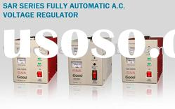 SSAR SERIES FULLY AUTOMATIC A.C. VOLTAGE REGULATOR, Voltage regulator, regulator,SVC,Stabilizer