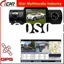Seamless Car Video Recorder Car DVR GPS