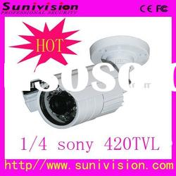 Security Outdoor Day/Night Wateproof ccd Camera