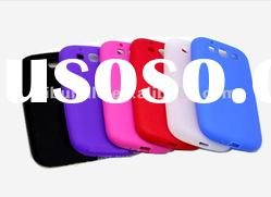 Silicone Skin Cover Case For Samsung Galaxy S3 SIII i9300