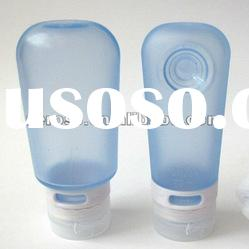 Silicone Travel Bottle Camping Accessories Camping Bottle