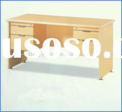 Simple Office Wooden Executive Desk
