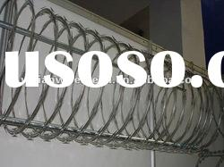 Single Coil Razor Barbed Wire (Factory)