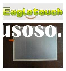 Small size 5 wire resistive touch panel with USB/SERIAL controller.