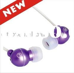 Smart oem earphones with high quality acoustics, 3.5 mm Stereo Plug and 10 mm Driver Unit