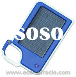 Solar Charger with 1450mAh Battery