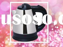 Stainless steel electric kettle with factory price