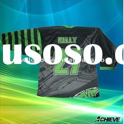 Sublimated Custom Ice Hockey Jerseys With Design