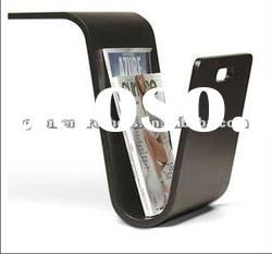 The popular magazine Acrylic display rack